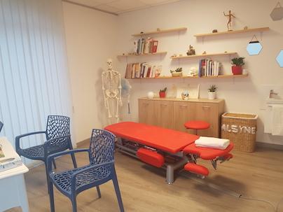 Cabinet d'ostéopathie d'Isabelle Nelaton