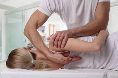 Ostéopathe en rendez-vous