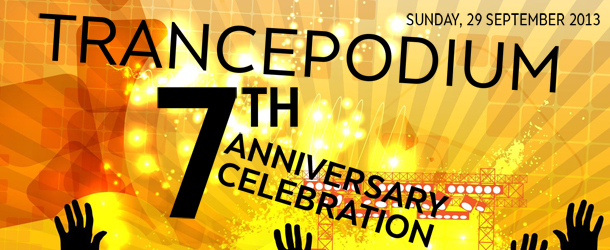 TrancePodium 7th Anniversary Celebration