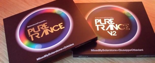 Win: Solarstone pres. Pure Trance Vol. 1 & 2