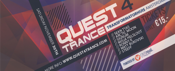 Quest4Trance 30/11 rescheduled