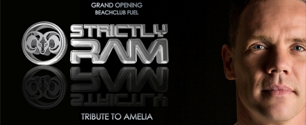 Grand Opening: Beachclub Fuel pres. Strictly RAM