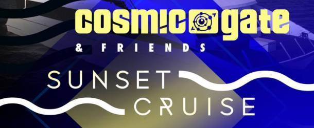 Cosmic Gate: sunsets, seas and... Space!