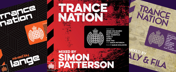 Win: 3 Years Of Trance Nation!