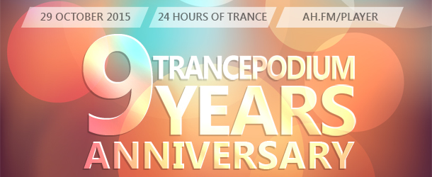 TrancePodium 9th Anniversary Celebration