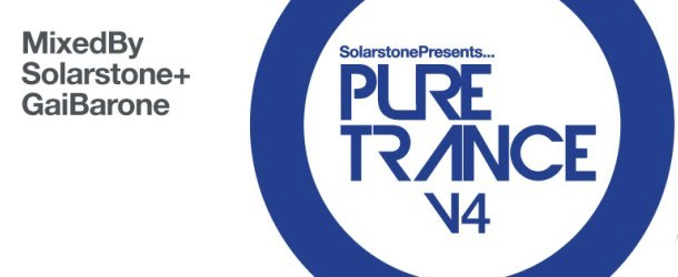 Pure Trance Vol. 4 mixed by Solarstone & Gai Barone