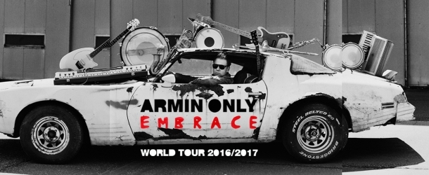 Armin Only Embrace tour