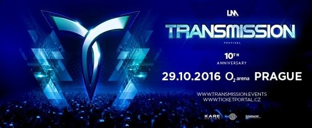 Transmission Prague 2016 announces the next DJ