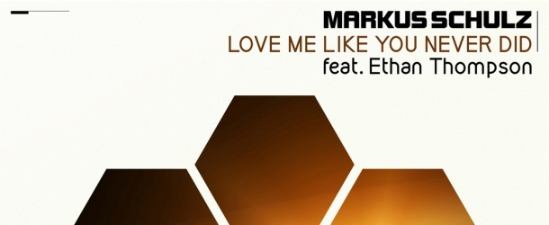 Markus Schulz feat. Ethan Thompson - Love Me Like You Never Did official video online now!