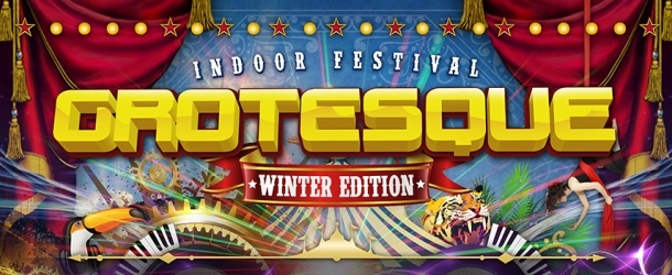 Grotesque Indoor Festival 3.0 - Restyled