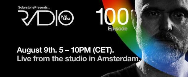 Solarstone pres. Pure Trance Radio 100 - Live from Amsterdam