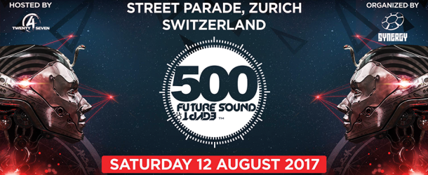 FSOE 500 at Streetparade & After Parade Party