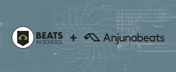Beatport and Anjunabeats join forces for 'Beats In School'