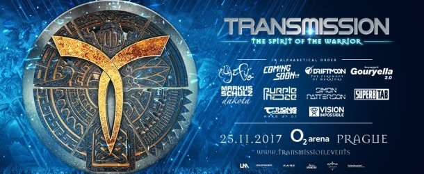 Transmission presents the new theme and line-up