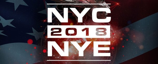 Aly & Fila presents FSOE 500 in New York City on New Years Eve