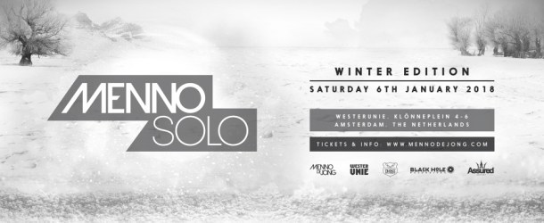 Menno Solo 2018 - Winter Edition