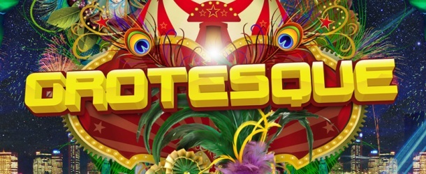 Grotesque 300 - Mixed By RAM, Marco V & Darren Porter
