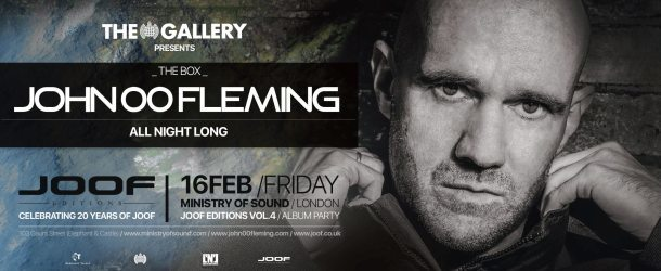 John 00 Fleming breaks 1st news of Editions V4 album