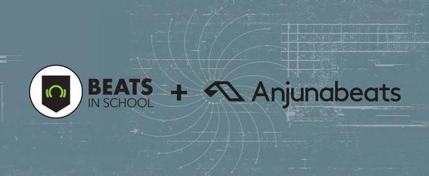 Beatport & Anjunabeats name the next 'Beats In School' winner