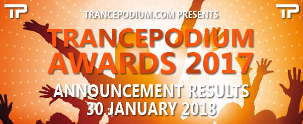 TrancePodium Awards 2017 announcement!