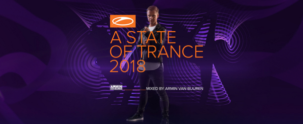 Are you ready for ASOT 2018 mixed by Armin van Buuren?!