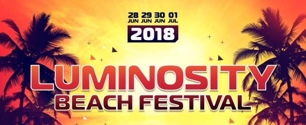 Luminosity Beach Festival 2018