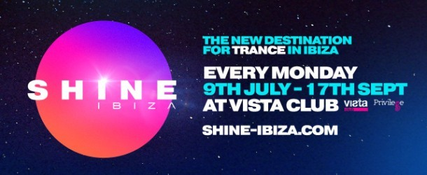 SHINE Ibiza: The new destination for Trance in Ibiza