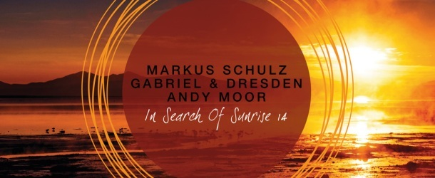 Guess who's back... It's 'In Search Of Sunrise'!