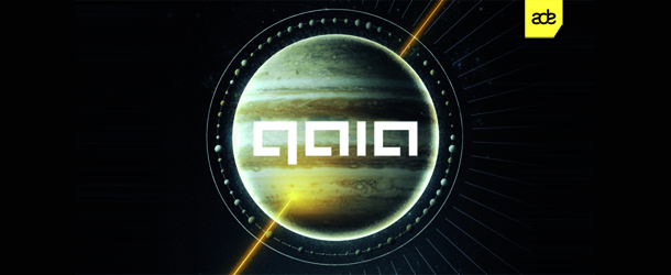 Gaia taking over Amsterdam Dance Event 2018