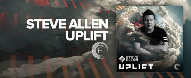 "Steve Allen ""Uplift"" debut artist album"