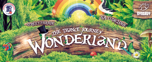 SYNERGY takes you to 'Wonderland' at the 2018 Street Parade