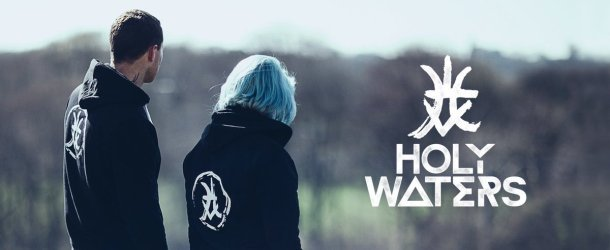 Roxanne Emery & Ciaran McAuley partnered up with HØLY WATERS project
