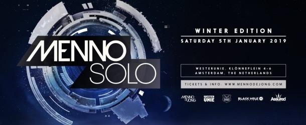 Menno Solo - Winter Edition 2019