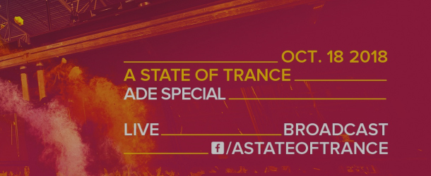 Exclusive ADE livestream of special Armin show on Trance Podium!