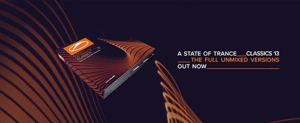 Armin drops new, nostalgic compilation album: 'A State Of Trance Classics 13'