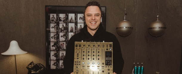 Markus Schulz wins DJ Times' America's Best DJ title for an unparalleled third time