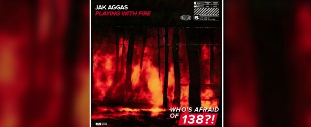 Jak Aggas - Playing With Fire