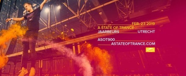 ASOT 900 @ Jaarbeurs Utrecht = SOLD OUT!