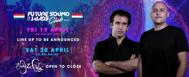 FSOE Amsterdam Easter Weekender is back!