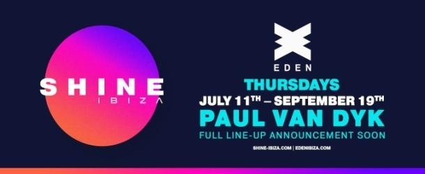 SHINE Ibiza reveals season 2 dates & line-up