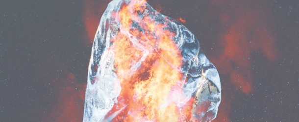 Christian Burns returns to deliver us some 'Fire + Ice'