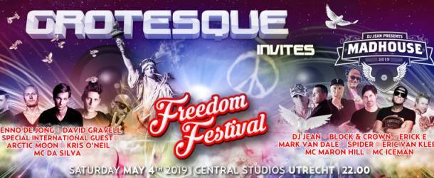 Celebrate your freedom with friends at the Freedom Festival