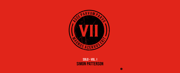 Win: 'VII Solo Vol. I' mixed by Simon Patterson