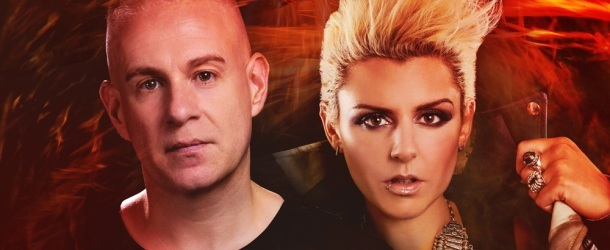 Mark Sherry & Christina Novelli burn the house down with 'Lighting Fires'