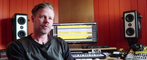 "The story behind ""Gouryella"" with Ferry Corsten"