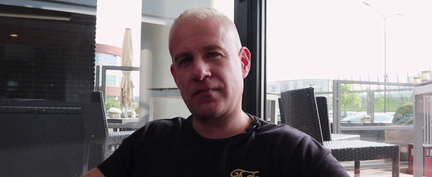"The story behind ""Public Domain - Operation Blade"" with Mark Sherry"
