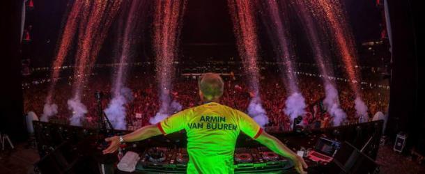 Armin van Buuren brings longest mainstage live set ever to UNTOLD festival
