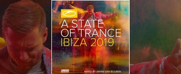 Armin van Buuren shapes up the Ibiza summer with new mix album: 'A State Of Trance, Ibiza 2019'