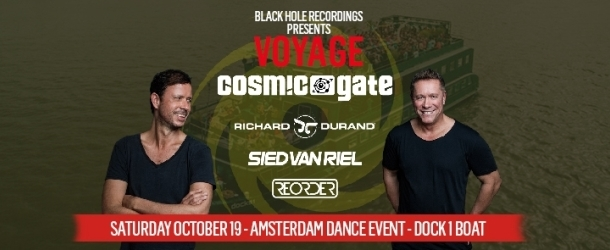Black Hole Recordings pres. Voyage ADE