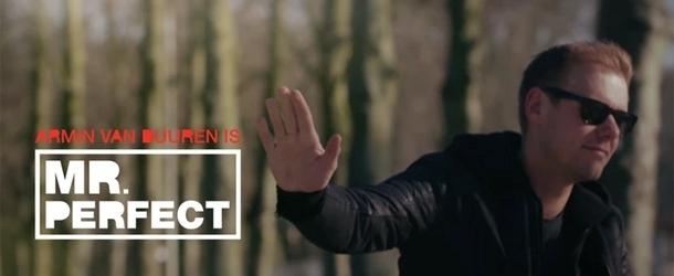 Armin van Buuren launched 'Mr. Perfect' documentary